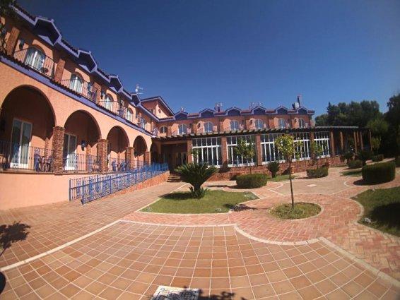 Gebouw van Hotel MS Fuente Las Piederas in Andalusie