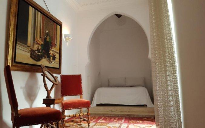 Tweepersoonskamer van Riad Ben Youssef