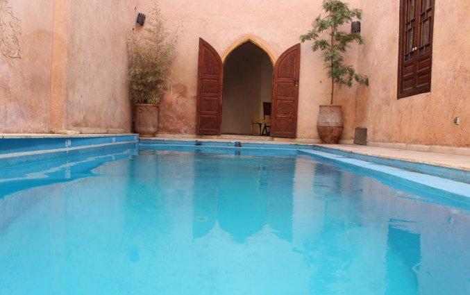 Zwembad van Riad Ben Youssef