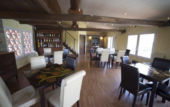Restaurant van Hotel Agriturismo Corte Benedetto in Toscane