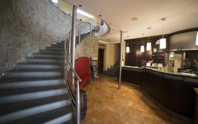 Bar van Hotel Agriturismo Corte Benedetto in Toscane