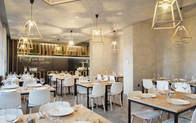 Restaurant van hotel Park Ljubljana