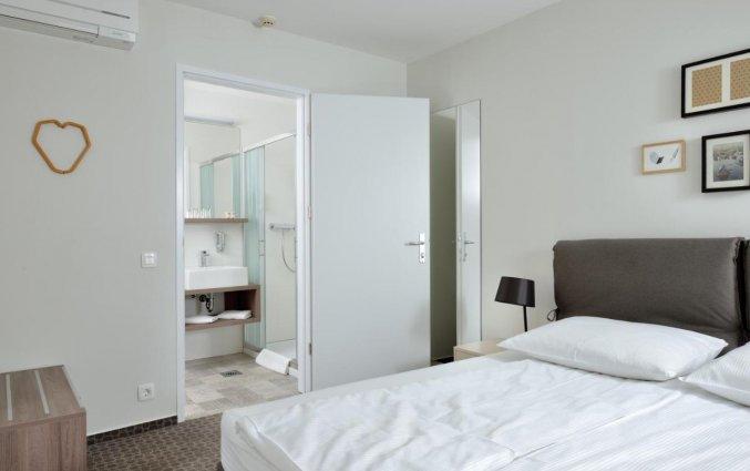 Tweepersoonskamer van hotel Park Ljubljana