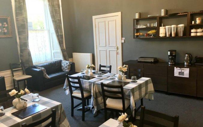 Ontbijtruimte van Guest House Pilrig in Edinburgh