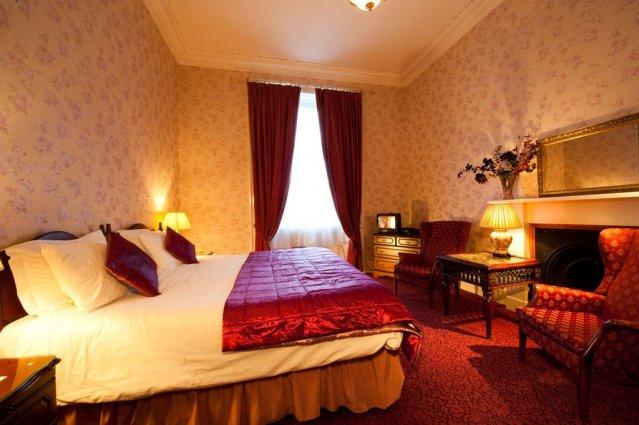 Standaardkamer van The Ben Doran Guest House in Edinburgh