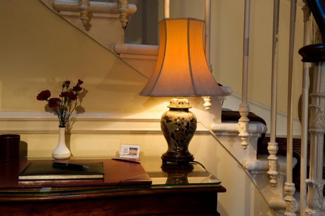 Hal van The Ben Doran Guest House in Edinburgh