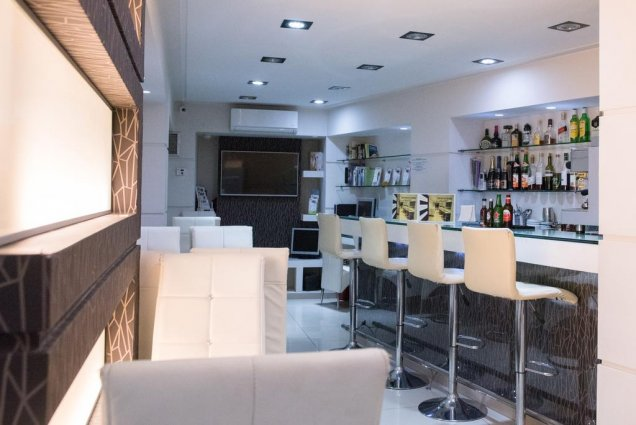 Bar van Hotel Epidavros Athene