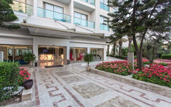 Entree van Hotel Club Falcon in Antalya
