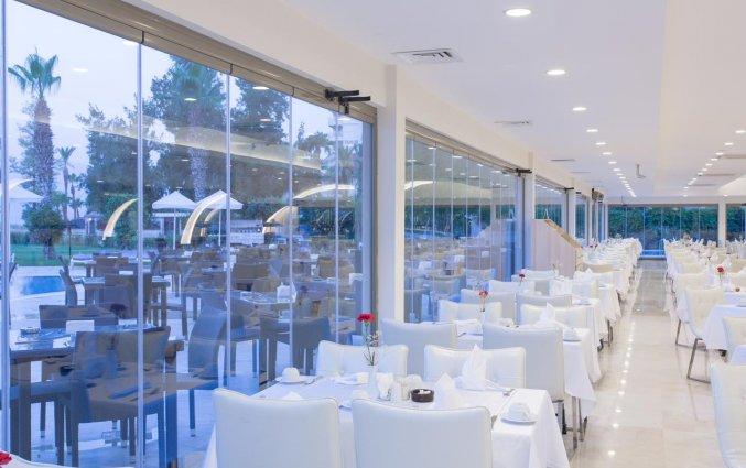 Restaurant van Hotel Club Falcon in Antalya