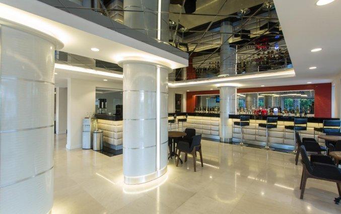 Bar van Hotel Club Falcon in Antalya