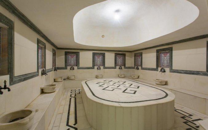 Hamam van Hotel Club Falcon in Antalya
