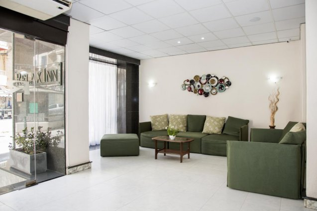 Lounge van Relax Inn Malta