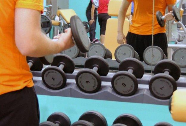 Gym bij Sunny Coast Resort in Malta