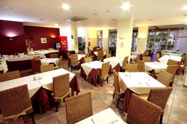 Het restaurant van Hotel Clube Mos Algarve