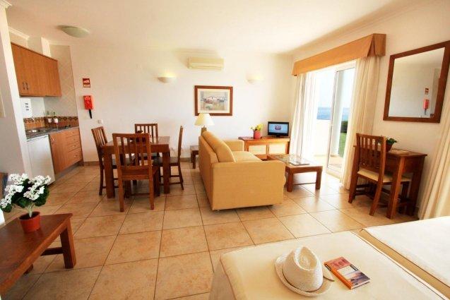 Studio appartement van Hotel Clube Mos Algarve