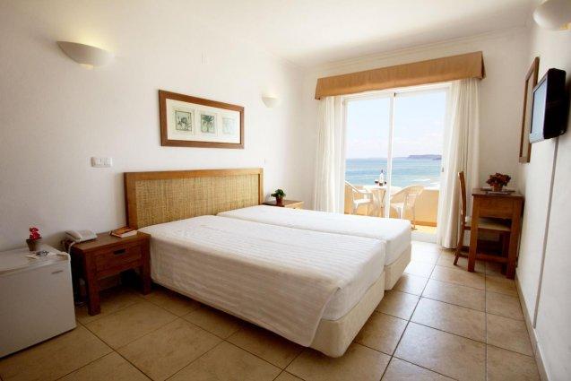 Tweepersoonskamer van Hotel Clube Mos Algarve