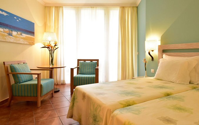 Tweepersoonskamer van Hotel Pestana Viking Beach & SPA Resort Algarve