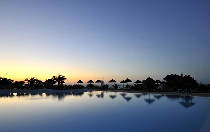 Zwembad van Hotel Pestana Viking Beach & SPA Resort Algarve