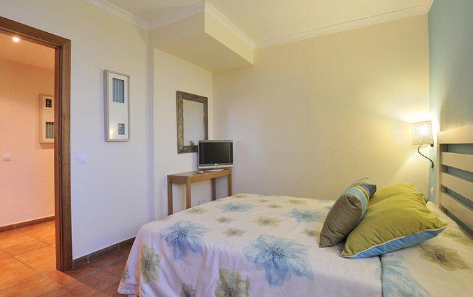Tweepersoonskamer met tweepersoonsbed van Hotel Pestana Viking Beach & SPA Resort Algarve