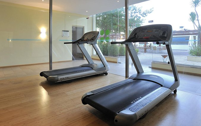 Fitnessruimte van Hotel Pestana Viking Beach & SPA Resort Algarve
