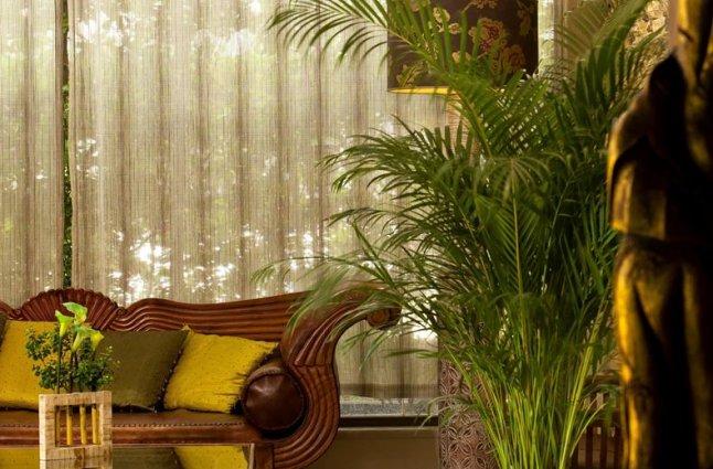 Lounge van hotel Casablanca Inn inAlgarve