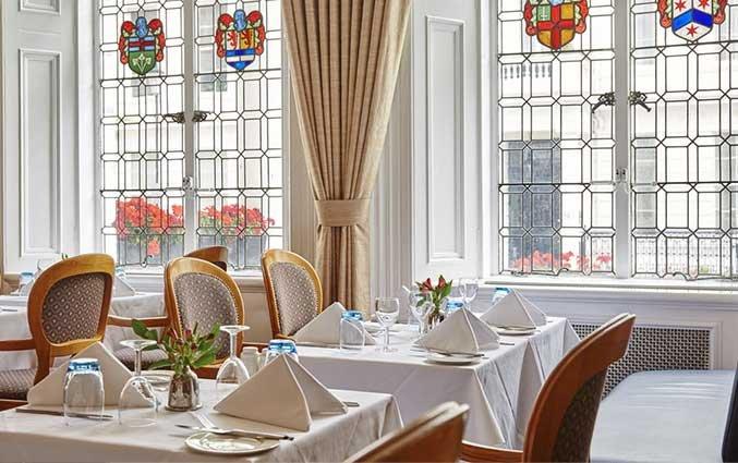 Restaurant van Hotel Lancaster Gate in Londen