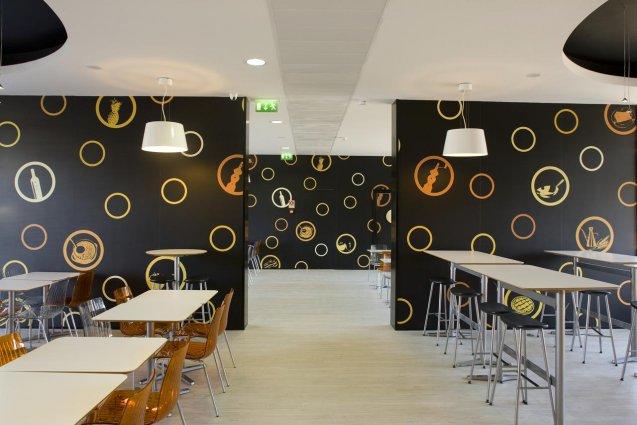 Restaurant van hotel Star Inn Porto in Porto