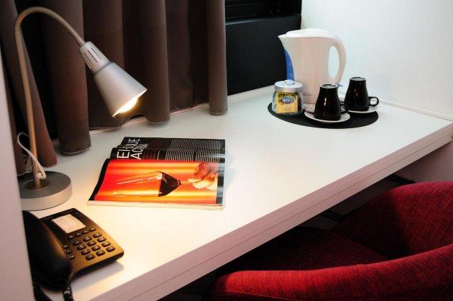 Bureau in kamer van hotel Star Inn Porto in Porto