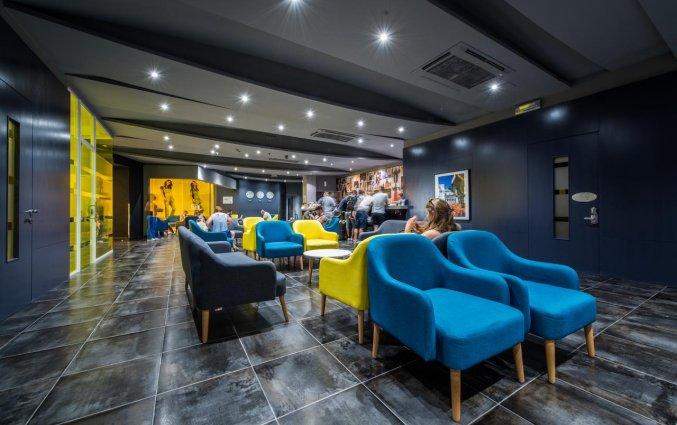 Lounge van Be.Hotelin Malta