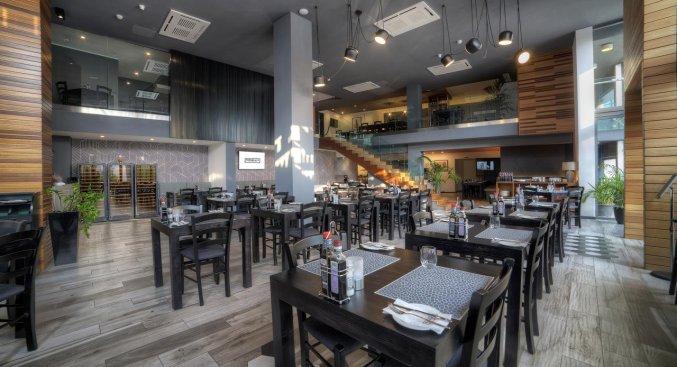 Restaurant van Be.Hotelin Malta