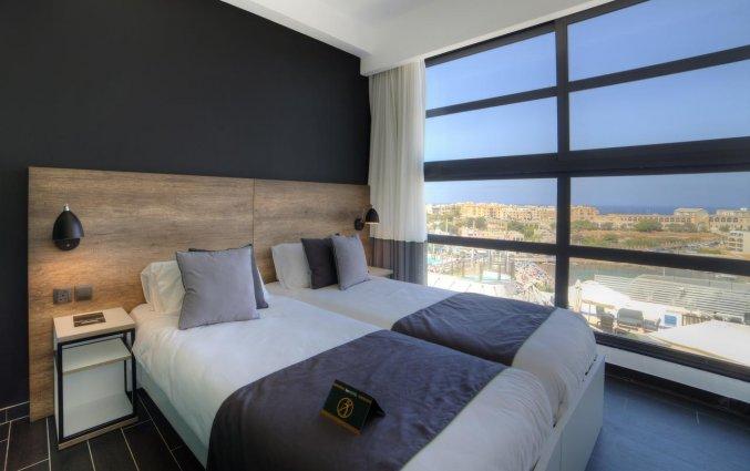 Slaapkamer van Be.Hotelin Malta