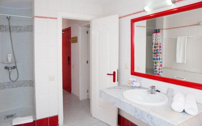 Badkamer van appartementen The Koala Garden Suites in Gran Canaria