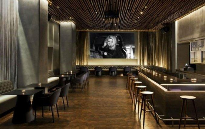Bar van Hotel Row NYC