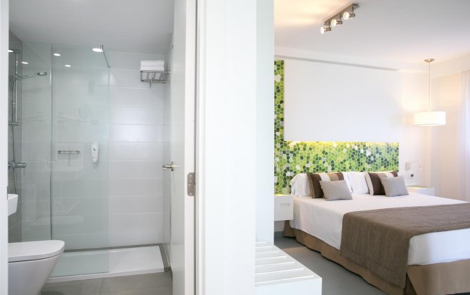 Tweepersoonskamer van Hotel THe Anamar Suite op Gran Canaria