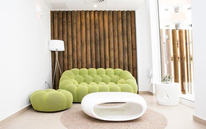 Lounge van Hotel THe Anamar Suite op Gran Canaria