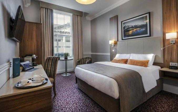 Tweepersoonskamer van Hotel Cassidys in Dublin