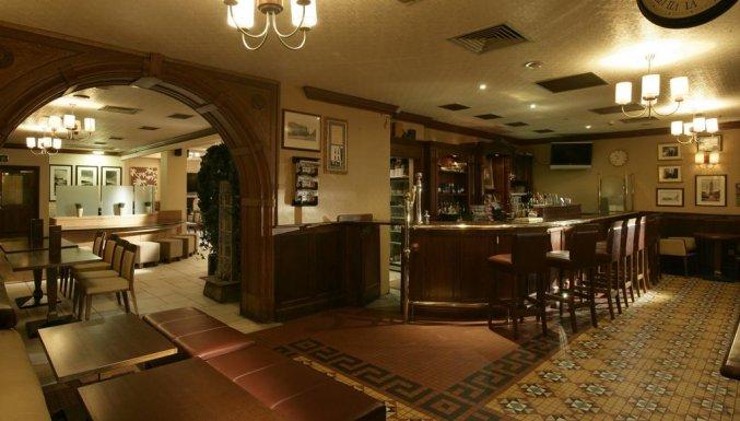 Bar van Hotel Cassidys in Dublin