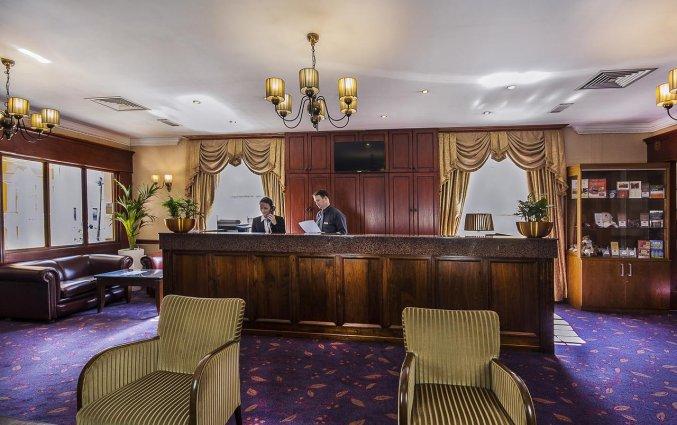 Receptie van Hotel Cassidys in Dublin