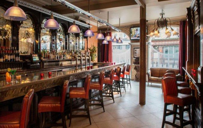 Bar van Hotel Trinity City in Dublin