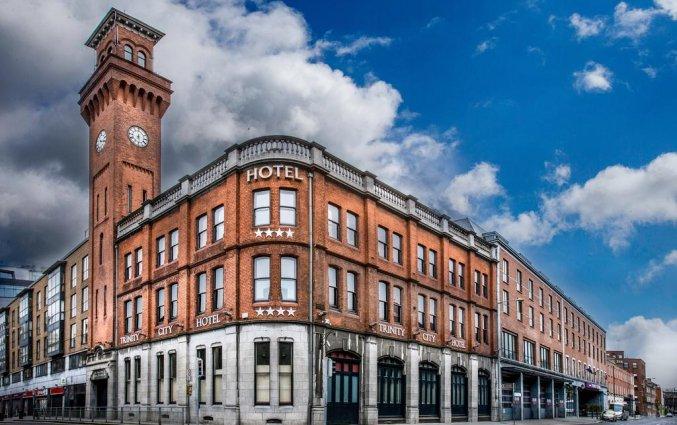 Gebouw van Hotel Trinity City in Dublin
