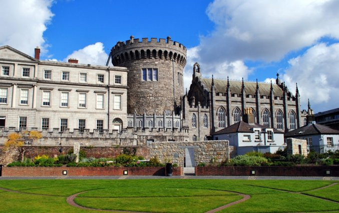 Dublin - Dublin Castle