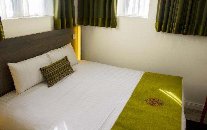 Tweepersoonskamer van Hotel Temple Bar Inn in Dublin