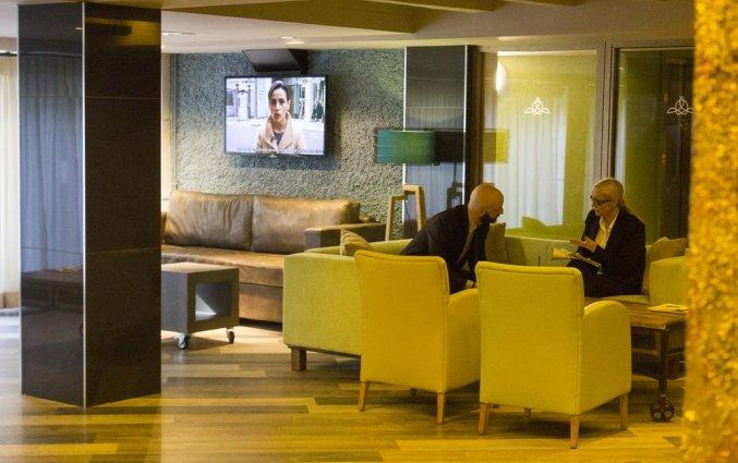 Lounge van Hotel Temple Bar Inn in Dublin