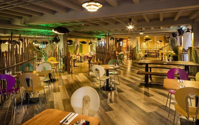 Ontbijtzaal van Hotel Temple Bar Inn in Dublin