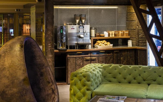 Buffet van Hotel Temple Bar Inn in Dublin