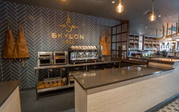 Restaurant van Hotel Dublin Skylon in Dublin