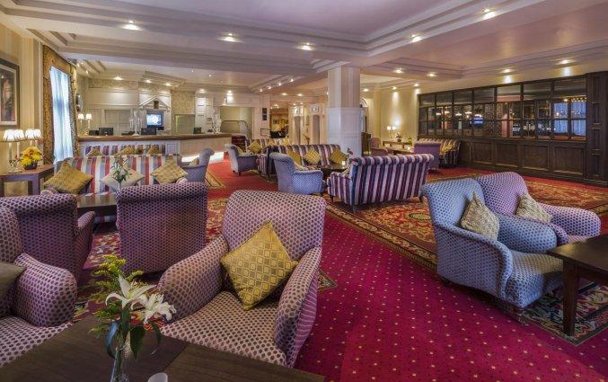 Lounge van Hotel Dublin Skylon in Dublin