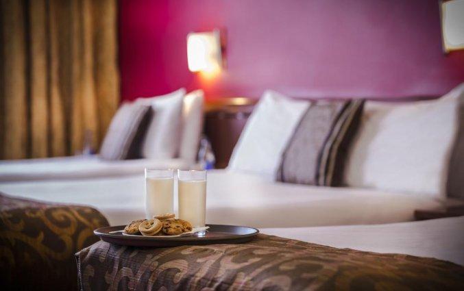 Tweepersoonskamer van Hotel Dublin Skylon in Dublin