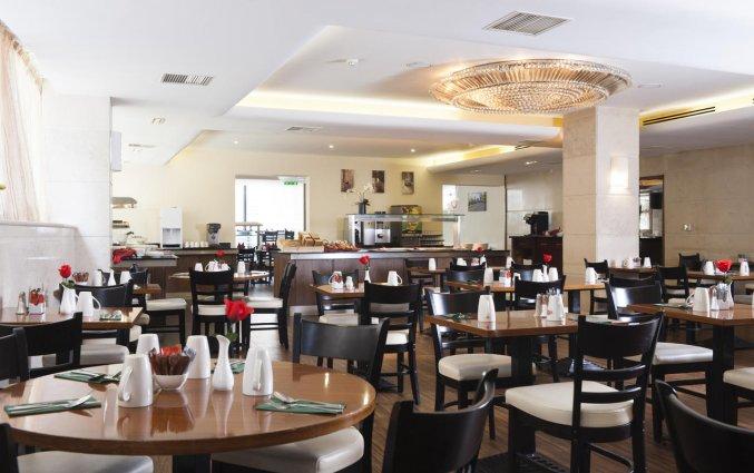 Restaurant van Hotel Academy Plaza in Dublin