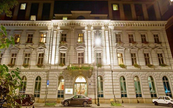 Gebouw van hotel Best Western Plus Kraków Old in Krakau